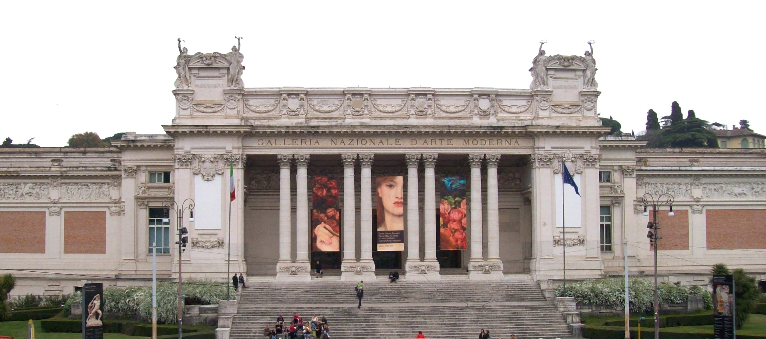 GNAM – Galleria Nazionale di Arte Moderna e Contemporanea