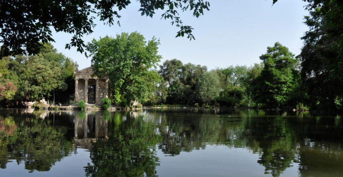 Villa Borghese - Il Giardino